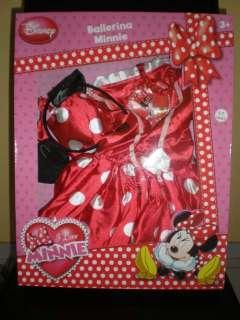 Costume carnevale Minnie originale Disney, a Vasto    Annunci