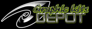 CAN AM RENEGADE GRAPHICS KIT DECALS STICKERS SXYBY items in Graphic