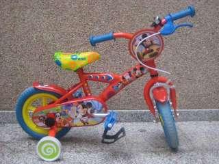 Características del anuncio bicicleta para niñ@ pequeño@