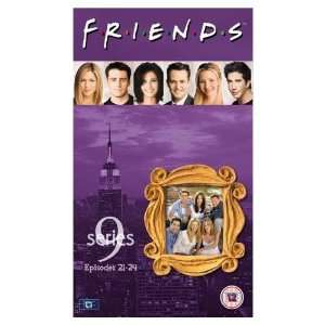 Friends [VHS]: Jennifer Aniston, Courteney Cox, Lisa
