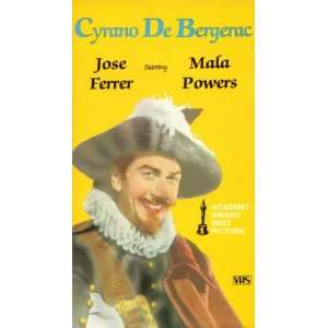 Cyrano De Bergerac (SP Mode): José Ferrer, Mala Powers