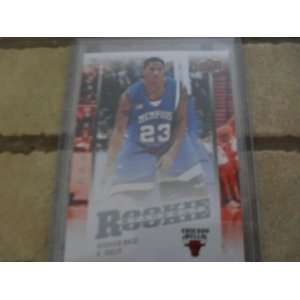2009 Upper Deck First Edition Derrick Rose#rs dr Card: Everything Else