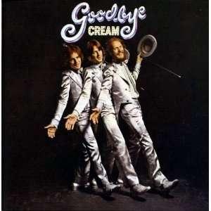 (Simply Vinyl) CREAM, Eric Clapton, Jack Bruce, Ginger Baker Music