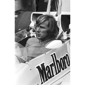 James Hunt   Art Print   Medium   28x35cm  Home & Kitchen