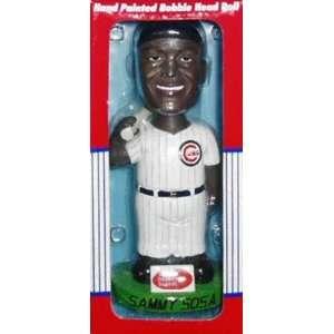 Sammy Sosa Chicago Cubs 9 Inch Bobbing Bobble Head Doll