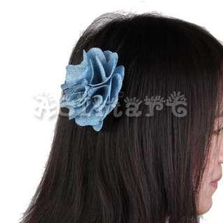 wedge hair clip brooch tv016512001787 purple 0range pink wheat blue
