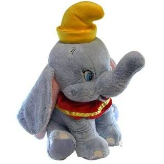 Disney Exclusive 14 Inch Deluxe Plush Figure Dumbo Toys