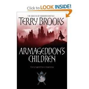 Armageddons Children (9781841494791) Terry Brooks Books