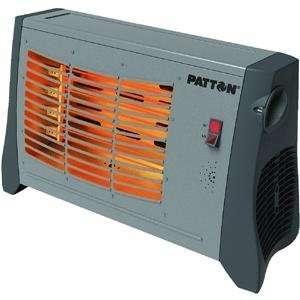 Patton Electric 1500W Radiant Heater PRH11