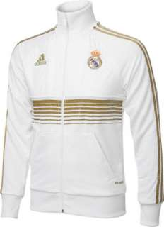 Real Madrid adidas Soccer Anthem Jacket