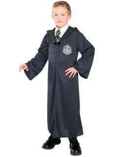 Boys Harry Potter Slytherin Robe  Harry Potter Halloween Costumes