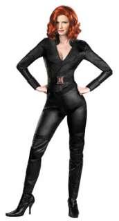 Adult Black Widow Avengers Deluxe Costume