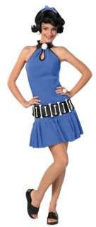 Teen Betty Rubble Costume   Flintstones Costumes
