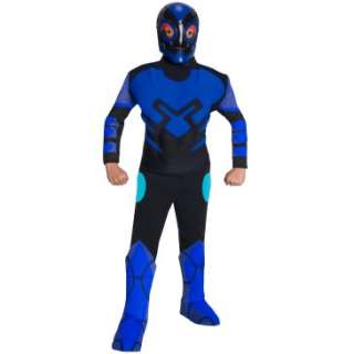 Batman Brave & Bold Deluxe Blue Beetle Child Costume, 60909
