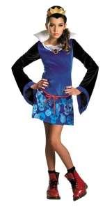 Snow White Evil Queen Costume   Girls Costumes