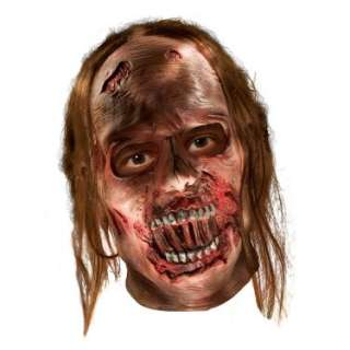 Halloween Costumes The Walking Dead   Decayed Zombie Deluxe Mask