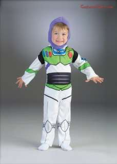 Toy Story Buzz Lightyear Toddler and Child Costume