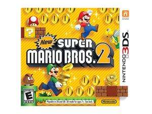 New Super Mario Bros. 2 Nintendo 3DS Game Nintendo