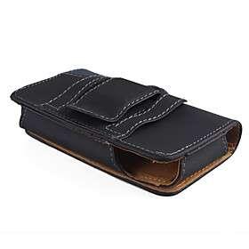 € 3.69   capa de couro de proteção para celular   preto, Frete