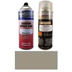 Silver Metallic Spray Can Paint Kit for 1993 Honda Accord (YR 94M