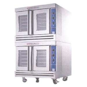 Bakers Pride BCO G2 Full Size Double Deck Gas Convection