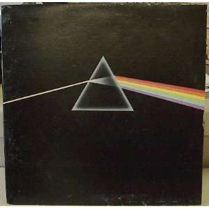 Pink Floyd   Dark Side of the Moon Record Album LP