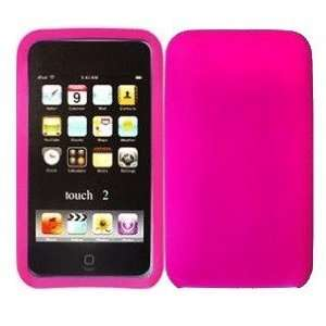 mobile palace  Pink silicone case cover pouch holster for Apple