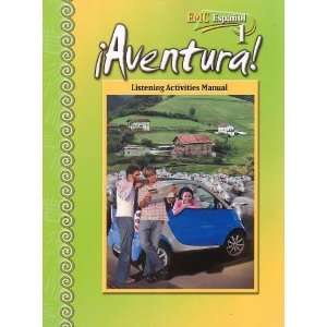 Aventura Listening Activities Manual (Espanol 1
