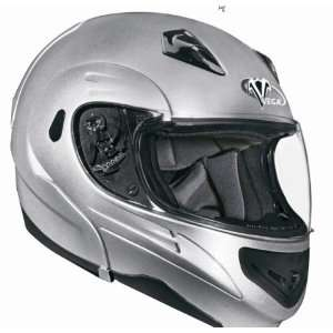 Vega Summit 2 Full Face Vented Modular Motorcycle Helmet