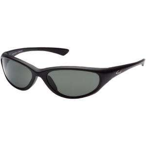 Vector Sunglasses   Polarized Black/Gray, One Size