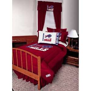 NFL Buffalo Bills Complete Bedding Set Queen Size  Sports