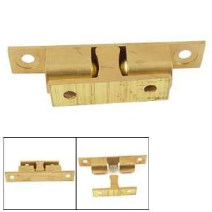 Amico Solid Brass Cabinet Door Double Ball Latch Catch