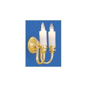 Cir Kit Concepts Dual Candle Wall Sconce: Toys & Games