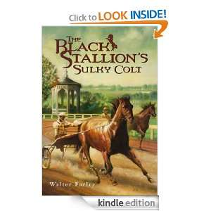 The Black Stallions Sulky Colt: Walter Farley:  Kindle