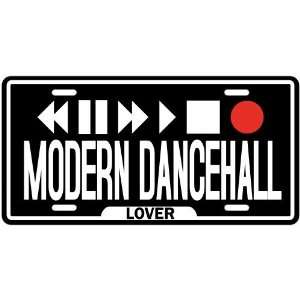 New  Play Modern Dancehall  License Plate Music
