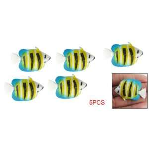 PCS Plastic Floating Fish Decoration for Aquarium Tank