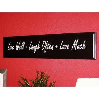 Decorative Wood Sign Plaque Wall Decor with Quote FAMILY