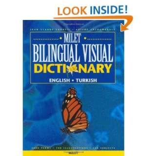 Milet Bilingual Visual Dictionary English Turkish