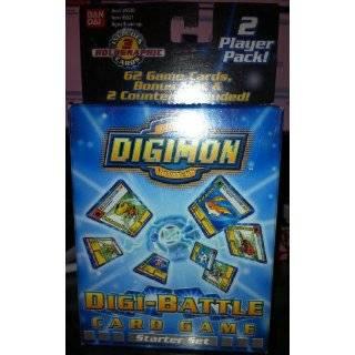 Digimon Digital Monsters Digi Battle Card Game Starter Set 1st Edition