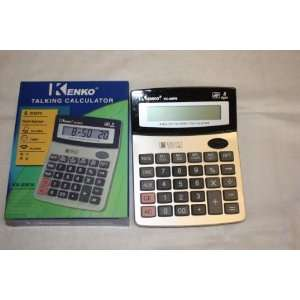 Time Plastic Keyboard Lcd Scientific Digital Calculator Electronics