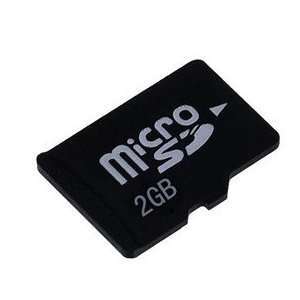 High Quality 2GB TF Card MicroSD Card Transflash Memory
