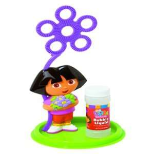 DORA The Explorer Musical Bubble Wand Toys & Games