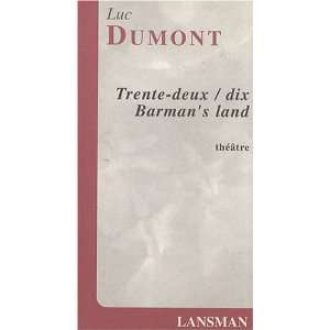 32/10 barmans land (9782872824533): Dumont: Books
