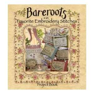 Favorite Embroidery Stitches Project Book Arts, Crafts & Sewing