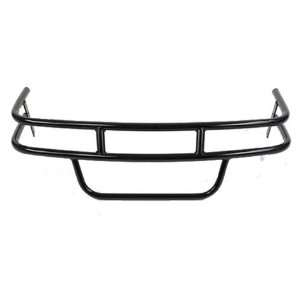 EZGO TXT Medalist Golf Cart Black Steel Brush Guard