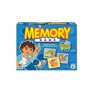 Memory Game   Go, Diego, Go Toys & Games