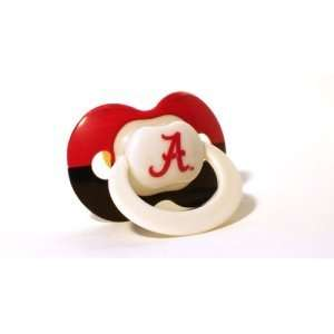 Alabama Crimson Tide NCAA Pacifier