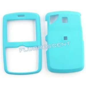 com Pantech Reveal c790 Fluorescent Solid Light Blue Hard Case/Cover