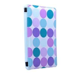 Tranquil Kindle Fire Folio Case Violet
