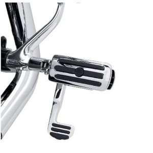 Harley Davidson Chrome Heel Raiser Footpeg Kit 50178 09 XL